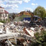 L904 04/2012 Demolice vily Hanspaulka Praha 6