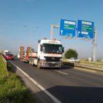 MB Actros + Nooteboom OSDS 08/2011 Pražský okruh